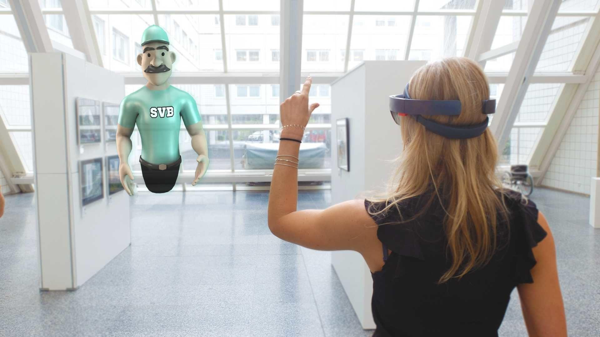 Sociale Verzekeringsbank HoloLens case